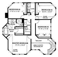 country farmhouse victorian house plan 86939