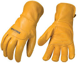 Youngstown Gloves Size Chart Youngstown Gloves Hrc 2 Arc Rated Leather Gloves Hrc 2