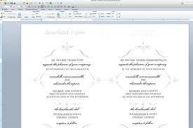 Wedding Invitation Insert Templates Best Templates Best Of Wedding