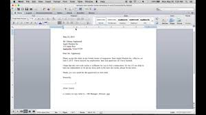 Best Resignation Letter Examples With Standard Resignation Letter