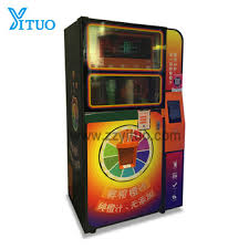 Vending Machine Card Payment Extraordinary Outdoor Orange Juice Vending Machine To Support Card Payment Buy