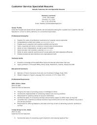 product specialist resume marketing specialist resume product  product specialist