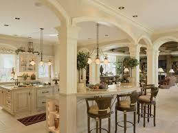 elegant cabinets lighting kitchen. Elegant Cabinets Lighting Kitchen. Kitchen Ideas Classic Island Luxurious  Traditional White Table Tile Floor