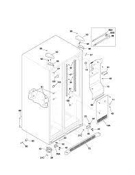 Best ge side by side refrigerator wiring diagram gallery