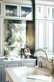 mercury mirror tiles antique glass straight tile bronze beauty mercur