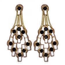 marrakech chandelier earrings