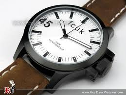 buy french connection white dial leather strap mens watch fc1140t french connection white dial leather strap mens watch fc1140t