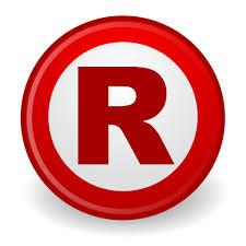 Copyright R Symbol Registered Trademark Png Transparent