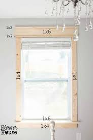 Shaker Window Trim 9 Best Finish Trim Styles Images On Pinterest