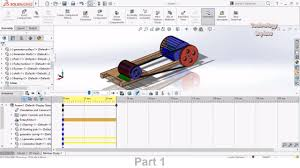 River Turbine Design Run Of River Floating Hydro Turbine Design And Assembly In Solidworks 1 3