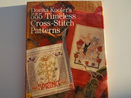 book cross sch vine 555 timeless cross sch patterns 4 seasons patterns 128 pages wonderful playful patternbook super condition by