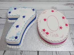 Crafty Cakes Exeter Uk Joint 70th Birthday Cake