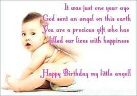 First Birthday Quotes Extraordinary 48st Birthday Quotes Impressive Baby First Birthday Quotes Unique