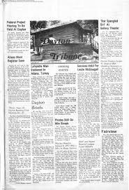 Dayton Tribune January 27, 1977: Page 1