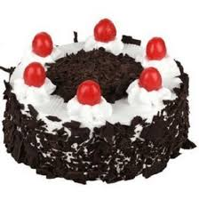 Birthday Cake Black Forest 1 Pound In Butwal Merokhaja Food Delivery