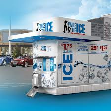 Self Serve Ice Vending Machines Near Me Magnificent Home Fresh Ice Water Vended 4848 Twice The Ice