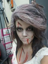 im only looking at the hair here i like the fact that it has been spra zombie bride makeupmummy