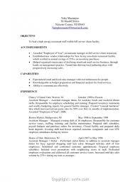93 Restaurant Manager Resume Template Restaurant Manager Resume