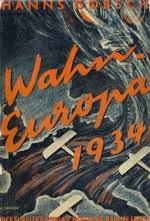 "Image result for ""Wahn-Europa 1934"""
