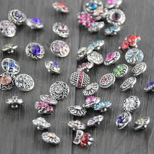 whole 100pcs lot mix styles colors 12mm small on snap jewelry interchangeable watch snap new on watch