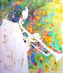 Art Pieces Music Paintings Ivan Guaderrama Official Site