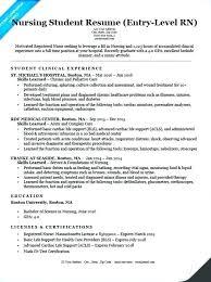 Nursing School Resume Sample Russiandreams New Nursing School Resume