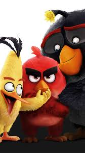 the angry birds 2016 animation poster wallpaper