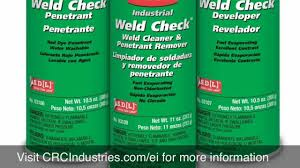 Weld Check Demo Youtube