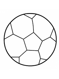 Small Picture Coloring Pages Of Soccer Balls Best Coloring Page Soccer Ball
