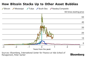 The Year The Bitcoin Bubble Burst In Charts And What Comes