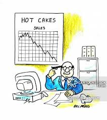 Hot Cakes Cartoons And Comics Funny Pictures From Cartoonstock