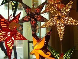 star shaped ceiling light fixture
