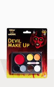 devil multi pallete makeup image 1