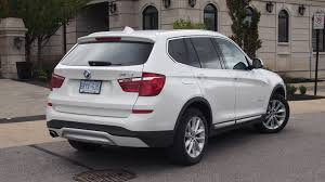 BMW 3 Series bmw 535d price : Review: 2015 BMW X3 xDrive28d | Canadian Auto Review