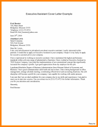 8 Cover Letter Samples For Administrative Assistant Hostess Resume