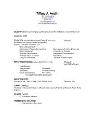 Visual Merchandiser Resume Merchandising Resume Samples Visual Sample for Merchandiser 14