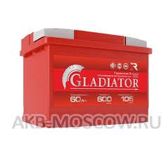 <b>GLADIATOR</b> 6CT-<b>60</b> L (обратная полярность) - ЭнергоМет в ...