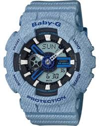 <b>Часы Casio</b> Baby-G <b>BA</b>-<b>110DE</b>-<b>2A2</b>, купить в интернет магазине ...