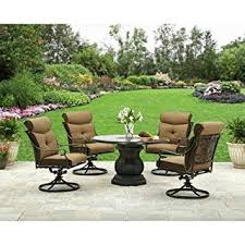 Small Picture Amazoncom Better Homes and Gardens Bailey Ridge 5pc Dining Set