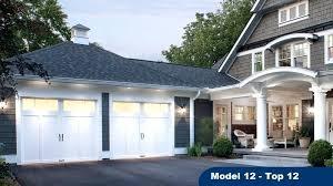 12 ft garage door screen tall opener extension cable