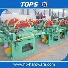 mon nails making machine from china