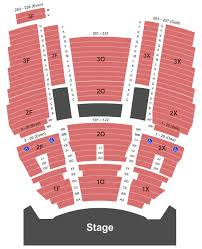 10 Organized Foxwoods Theater Seating Chart Ny