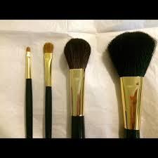 christian dior makeup brush set