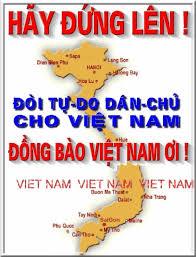 Image result for Hãy đứng lên lật đổ chế độ cộng sản VN