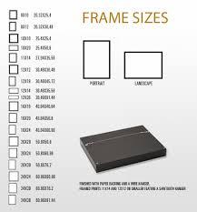 8 10 20 32 25 4 8 12 20 32 30 48 frame sizes