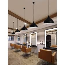 Đèn thả trần trang trí bàn ăn phòng khách hình giọt nước đường kính 320mm Đèn  Led Chiếu Sáng TC chính hãng 84,000đ