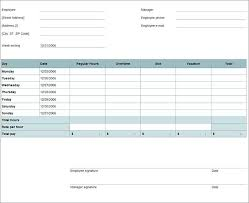 Excel Example Download How To Make A In Excel Hourly Template Sample Example Format