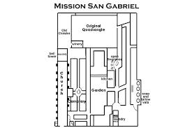 Mission San Diego De Acala  SmoreMission San Diego De Alcala Floor Plan