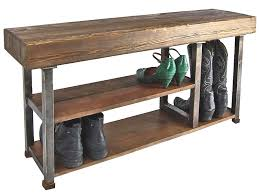 Front Door Bench Coat Rack Entryway bench with shoe storage plus front entry bench plus wooden 63