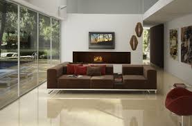 Tatsächlich sind fliesen auch im wohnzimmer als bodenbelag geeignet und bieten dabei sogar einige handfeste vorteile. Wohnzimmer Fliesen 86 Beispiele Warum Sie Den Wohnzimmerboden Mit Fliesen Verlegen